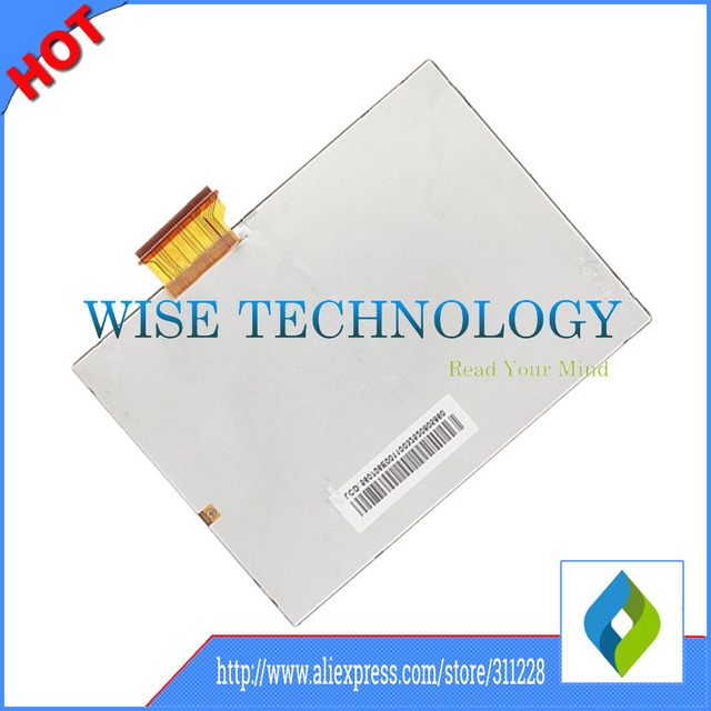 Original used tested 3.7' inch LH370V01-VD02 LCD screen display for Symbol MC9190 MC9500-K MC9590-K MC9596-K data collector LCD