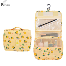 RUPUTIN New Travel Items Wash Products Storage Bags Portable Women Men Bathroom Hanging Cosmetic Organizer Bag