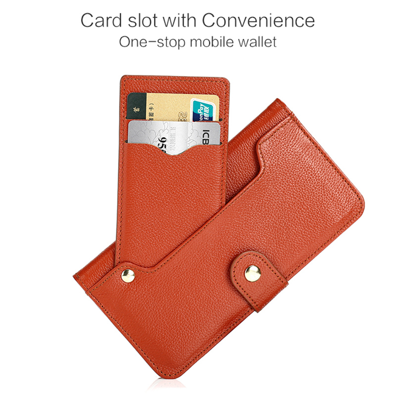 Litchi patterned phone case for iPhone 6 case external With Card Pocket phone case for iPhone 6 6s 7 8 x leather phone case