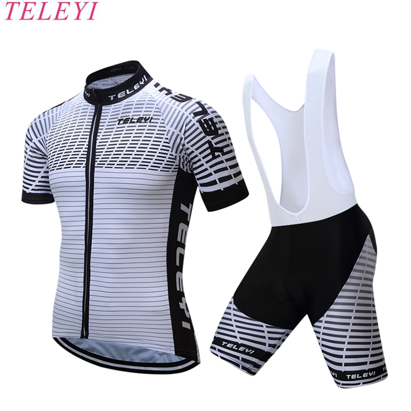 New 2017 Green Scotte cycling jersey bike shorts set Ropa Ciclismo quick dry mens pro cycling wear bicycle Maillot Culotte