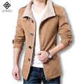 2016 New Men Downs Coats Man Outdoors Warm Outwear Male Padding Clothing Plus Big Size Cotton Padding Casual Jacket Hot Sale