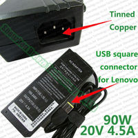 Brand NEW Factory Direct Sale Price Top Quality 4 5A 90W 20V Laptop AC Charger Adapter