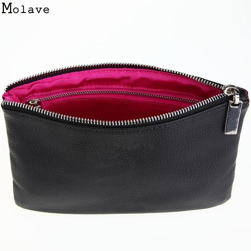 Women Makeup Bag necessaire PU Leather Cosmetic Bag Portable Women Make Up Bag Multifunctional Storage Bag Travel bolsa D34J21