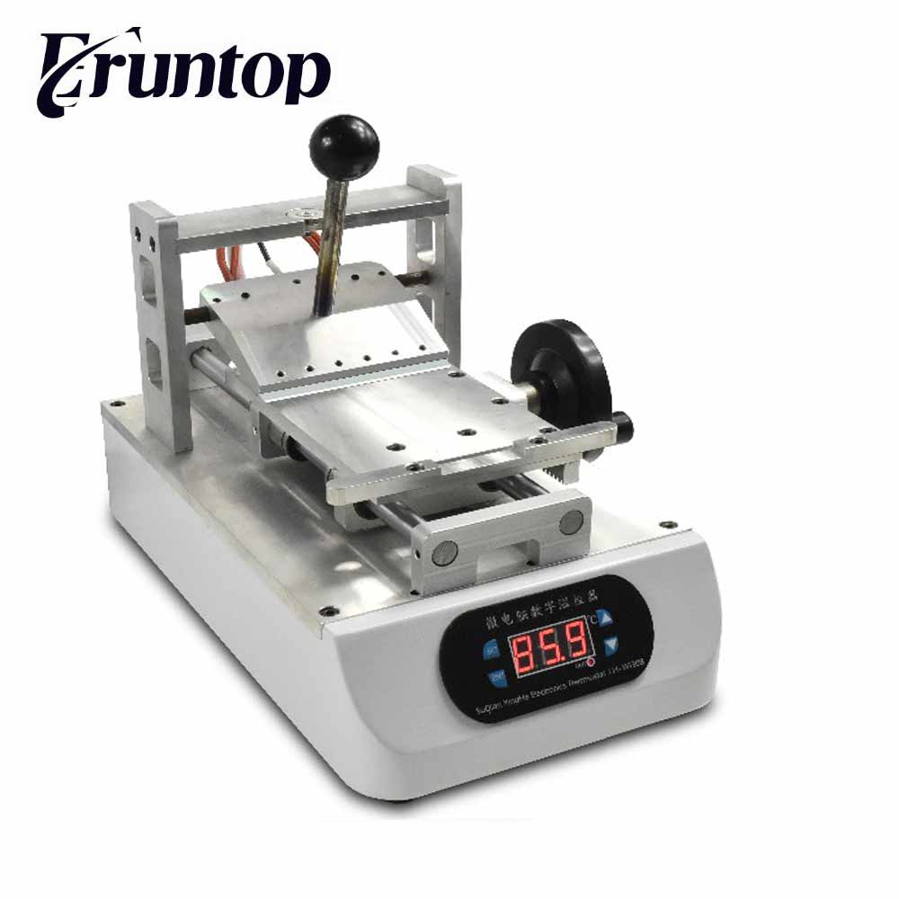 High Quality MT LCD OCA Glue Polarizer Remover Vacuum Separator Bubble Removing Machine