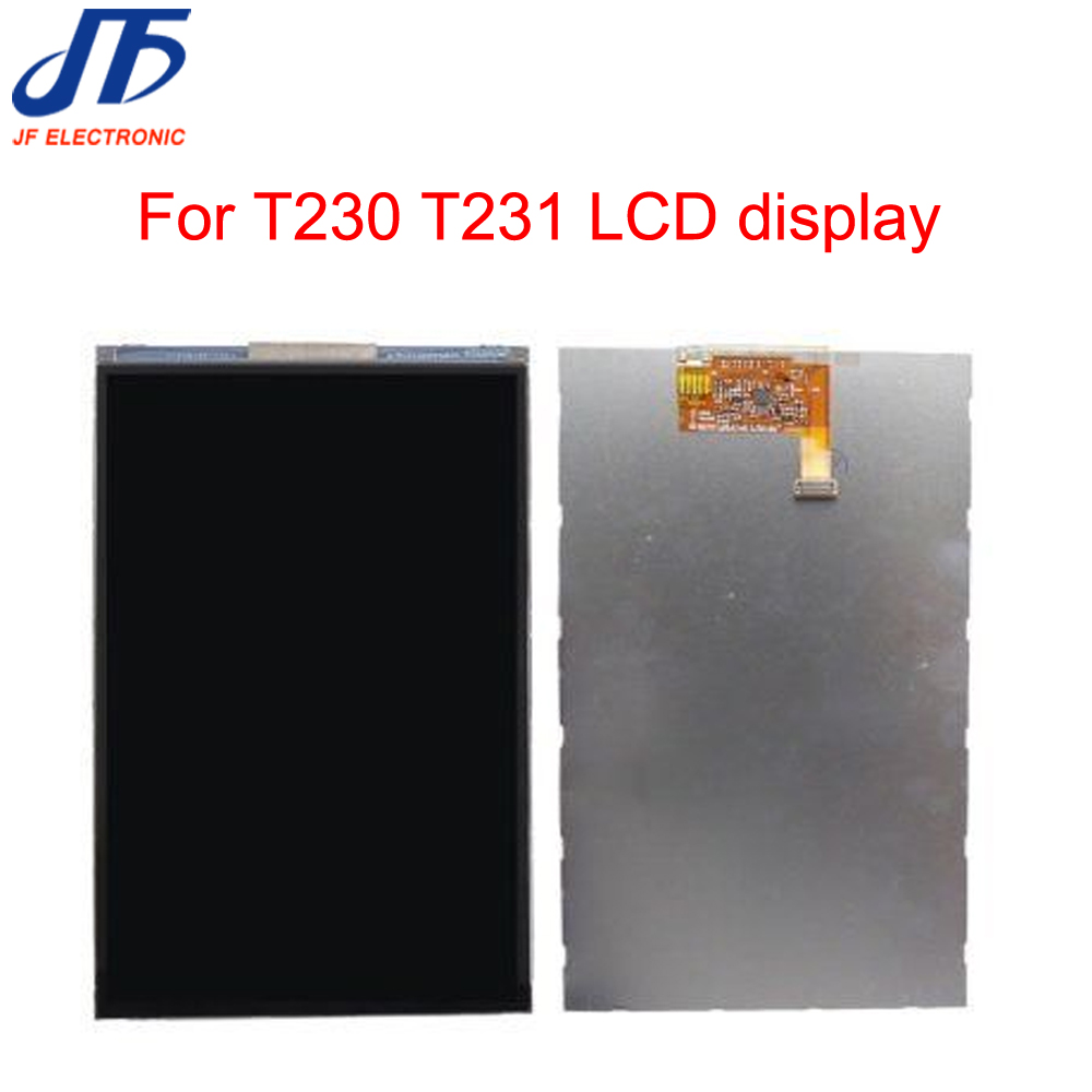 1pcs For Samsung Galaxy Tab 4 7.0 SM- T230 T231 T233 T235 LCD Display Screen Monitor Panel Module Replacement parts 10pcs ogs tested lcd panel for samsung galaxy tab 4 7 0 t230 t231 lcd display brand new with tracking number