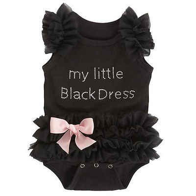 Baby Bodysuit !!Baby Girls Clothes Lace Ruffles Sleeve  Bodysuit Jumpsuit Outfits One-pieces