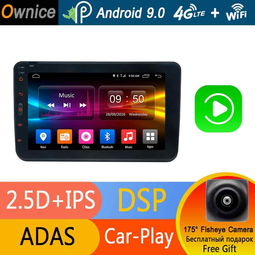 IPS 8 Core 4G Android 9.0 Auto Radio GPS DSP Carplay Voor VW Golf 5 Passat Polo Tiguan Jetta skoda Octavia Yeti Superb Seat Altea