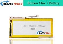 Bluboo Xfire 2 Battery 100 New High Quality 2550mAh Li ion Back up Battery for Bluboo