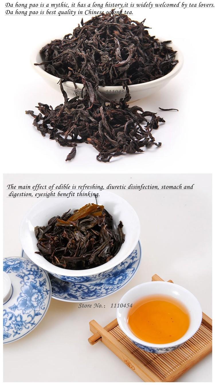 C-WL056 Promotion 12 bags Organic Chinese Different flavors Tea Black Tea Lapsang souchong Oolong Tea Dahongpao Liver Tea