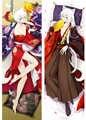 Kamisama hajimemashita baiser anime personnages cool garçon tomoe & kurama Dakimakura calin corps taie d'oreiller housse Cosplay cadeaux