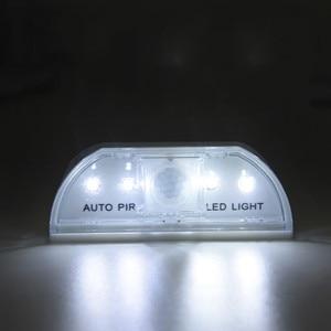 Image 5 - Светодиодный светильник для дверного замка, умный ключ для шкафа, индукционный маленький Ночной светильник, Сенсорная лампа, светочувствительный датчик