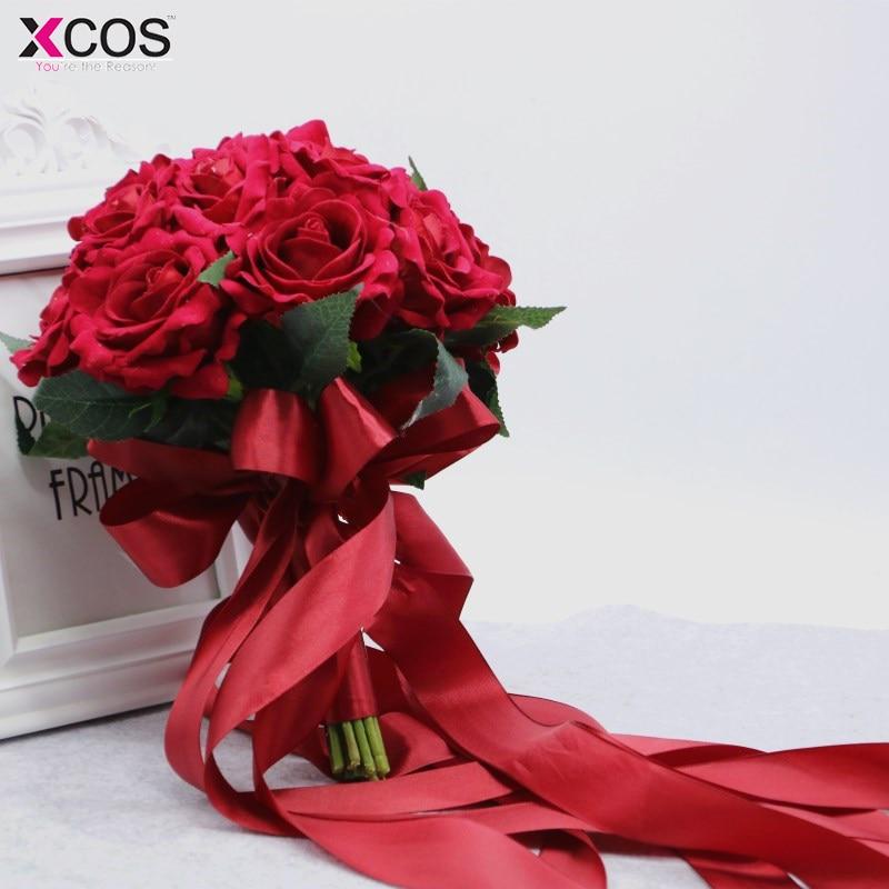 Artificial Foam Flowers Foam Roses For Wedding Arrangement Bridal  1