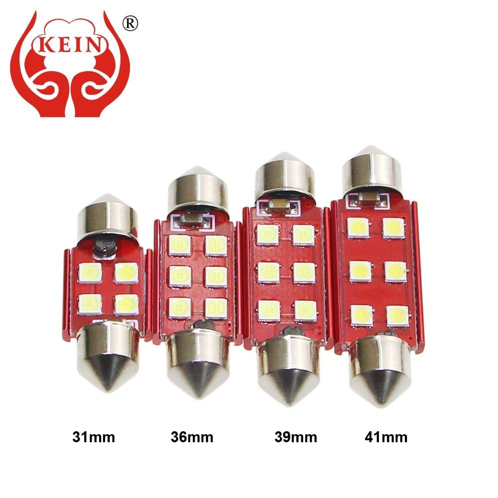 MITSUBISHI Shogun MK2 239 C5W blanc porte intérieure Ampoule Lumière LED Superlux