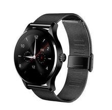 Heart Rate Monitor Smart Watch 1.22 Inch IPS Round Screen SBluetooth smartWatch For Apple Huawei IOS Android