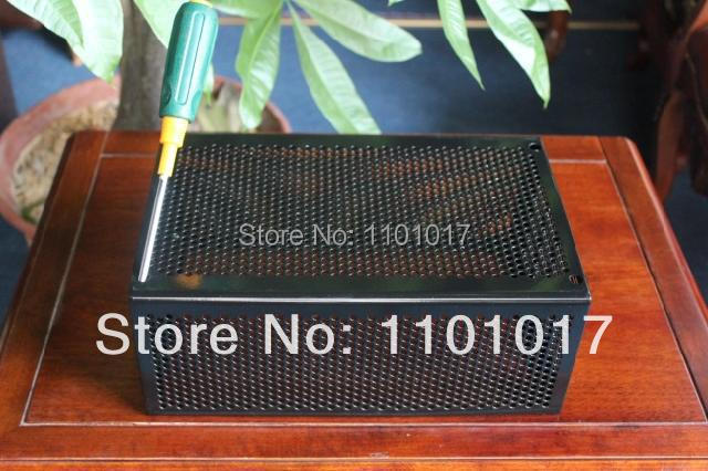 RIVALS EL34 wood version tube amplifier s cover HIFI EXQUIS tube protection grille cover