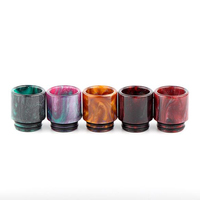 Resin Drip tip/ Drip Tip 810 Mouthpiece for vape box mod Electronic Cigarette Vape Accessory