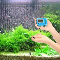 PH Meter 2 in 1 pH/EC Meter Acidometer Aquarium Water Quality Multi parameter Tester Analytical Instruments EU Plug Tools
