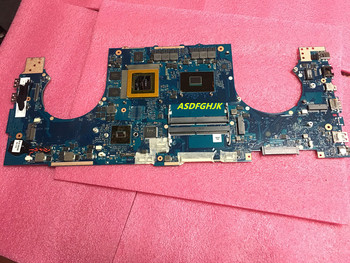 Main board For Asus ROG Strix GL702VT-GC023T GL702VT Laptop Motherboard WITH i5-6300HQ CPU GTX970M  100% TESED OK