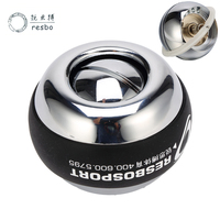 12000 RPM Strengthen Power Wrist Ball Metal Forearm Muscle Training Pressure Relieve Gyro Ball Gyroscopic Force Exerciser Ball A