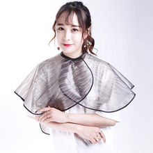 Salon Apron Hairdressing Cape Gown Hair Cutting Colouring Dyeing Perming Cloth Waterproof Anti-static Barber Hair Styling Tools цена и фото