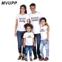 Family Matching Mini Boss T-Shirt