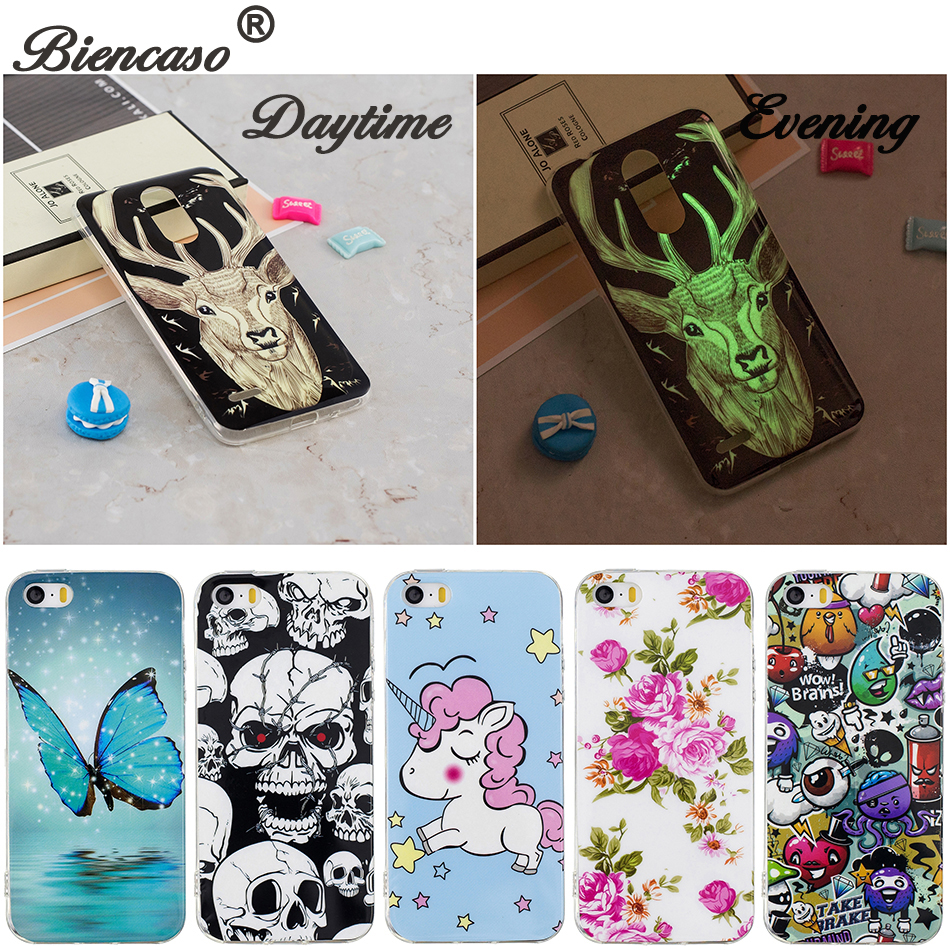 For LG K10 2018 K30 Luxury 3D Luminous Case For LG K8 2018 Silicon Cell Phone Back Cover For IPhone SE 2 5 5s 7 8 X 6s Coque B67