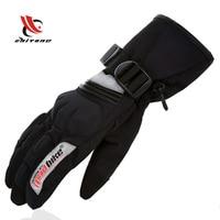 Gloves men full finger motorcycle gloves winter luva waterproof motorbike luvas para ciclismo moto guantes black S M L XL XXL