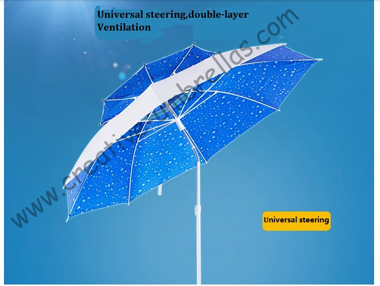 al de pesca paraguas