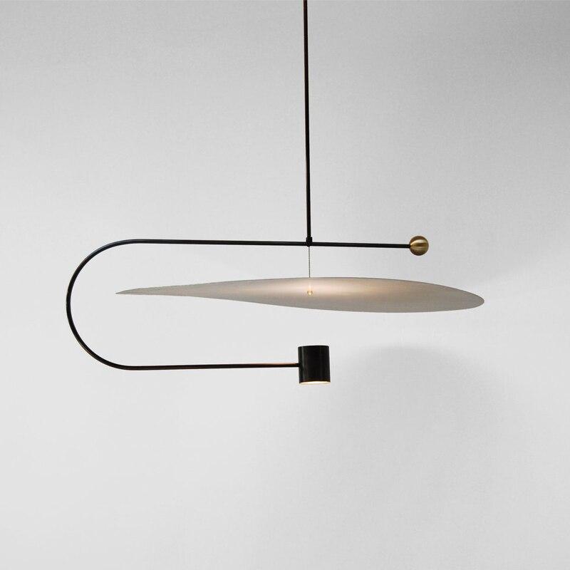 Creative Special Loft Led Pendant Light Studio Decoration Lamp Bar Dining Room Coffee Shop Hanging Light Fixtures Free Shipping