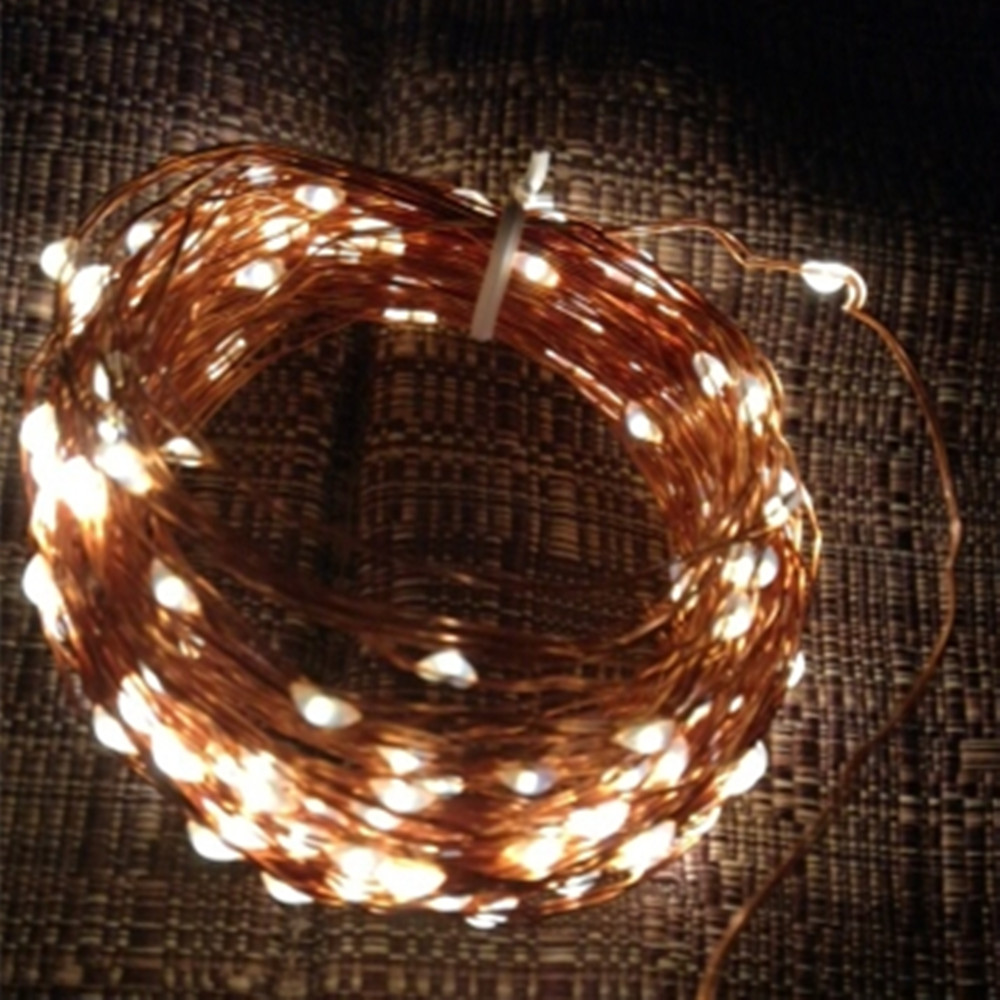 Copper Wire Fairy Led String Lamp 10m