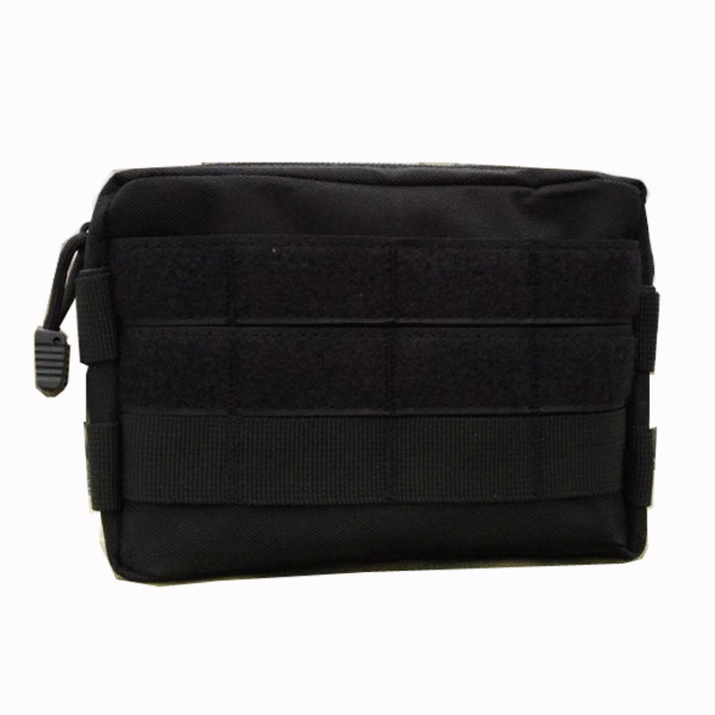 New Arrival Tactical Molle Waist Bags Sport Dump Pouch Purse medic pouch Phone Case for 6 Plus for SAMSUNG Mud Green