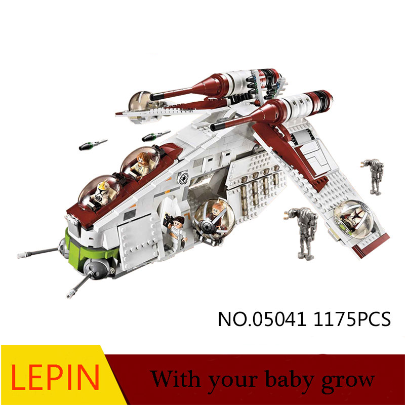 Hot Building Blocks Lepin Star Wars 05041 Educational Toys For Children Best birthday gift Collection Decompression toys