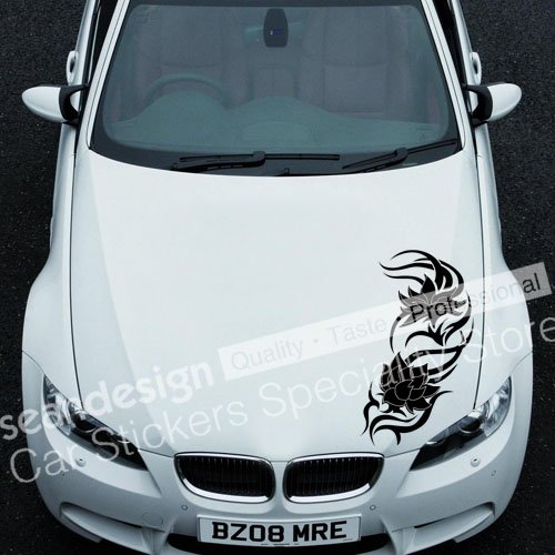 Popular Flower Car DecalBuy Cheap Flower Car Decal Lots From - Auto graphic stickers
