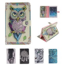For iPad 4 Case PU Leather Tablet Cover For iPad 2 3 4 Magnetic Flip Case for iPad 4 Tablet Case
