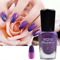 1 Bottle 7.5ml Temperature Color Changing Nail Polish Thermal Colour Change Varnish 12 colors available