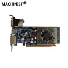 NVIDIA GT405 512 MB 64bit DDR3 Настольный видеокарта компьютерная шина PCI-E HDMI VGA, HDMI, DVI Выход интерфейс для Dell G405DE