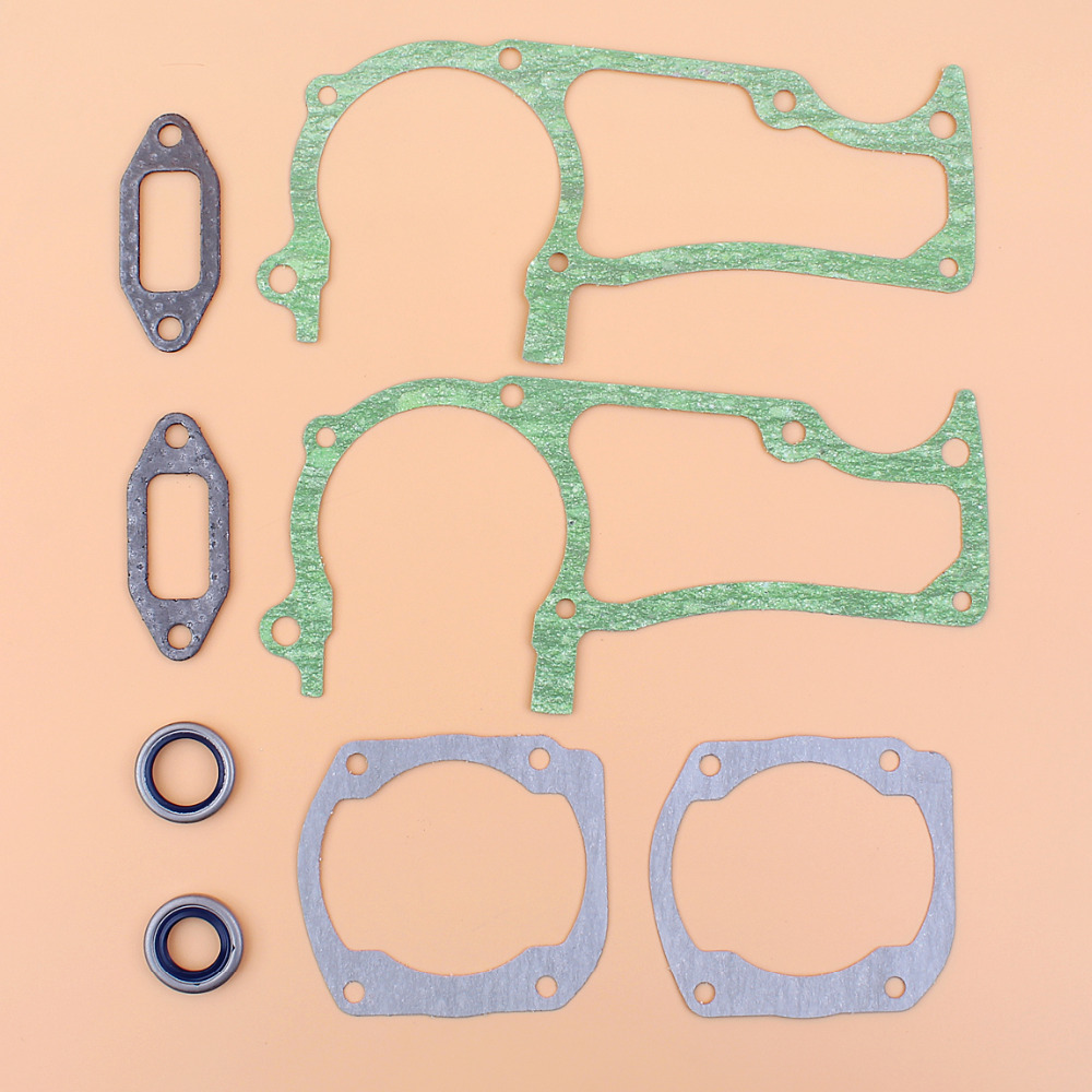 Crankshaft Seals Gasket Kit Fit Husqvarna 362 365 371 371XP 372 372XP 375 Jonsered CS2166 CS2171 CS2172 Gas Chain Saws Parts
