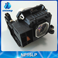 Replacement compatible projector lamp bulb NP15LP for M260X M260W M300X M260XS M230X M271W M271X M311X
