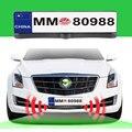 Русский Европейский Автомобиль Номерного знака Рамка с Камерой Заднего Вида и 2 Радар Датчики Парковки Система Комплекты