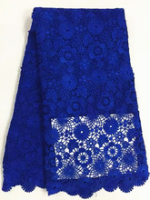 dressing blue design lace