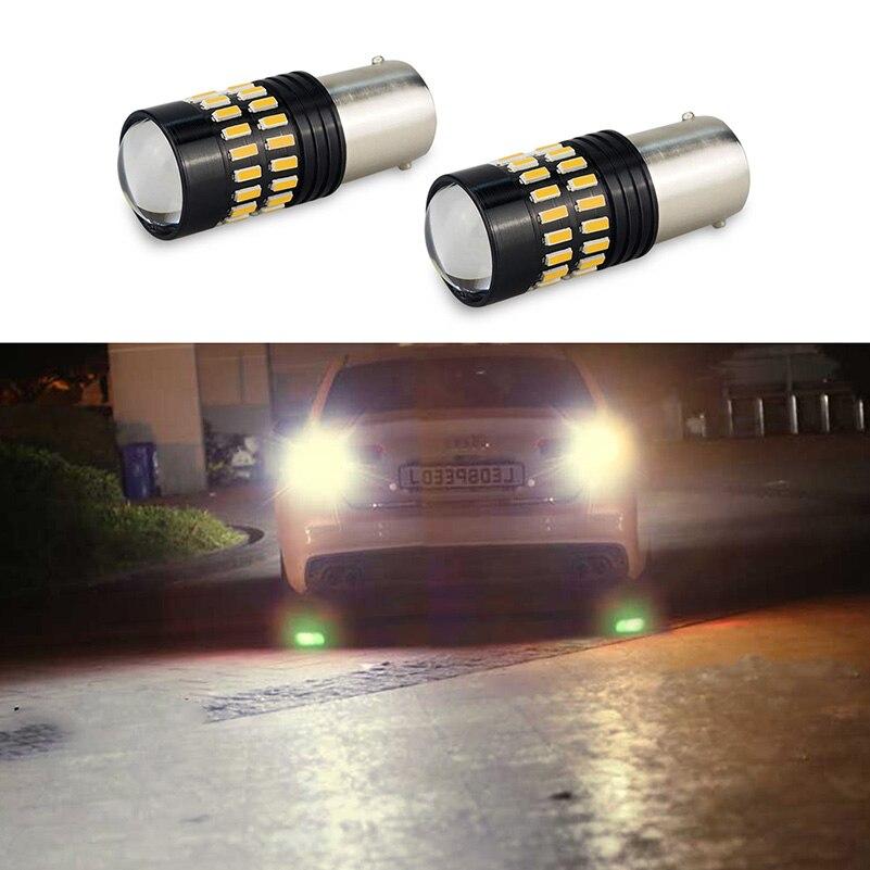 Fits Lexus RX 400h White 54-SMD LED 12v Side Light Parking Bulbs