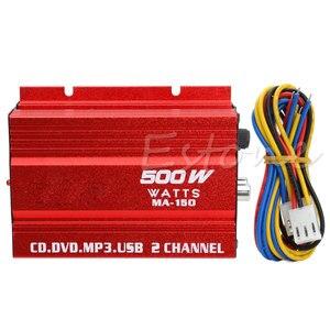 Mini Hi-Fi 500W 2 Channel Ster