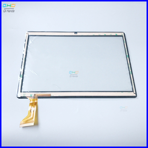 Image 2 - Touch For 9.6Inch IRBIS TZ961 3G TZ 961/TZ960/TZ962 /TZ963 /TZ965 /TZ968 /TZ969 touch panel / tempered glass protector film