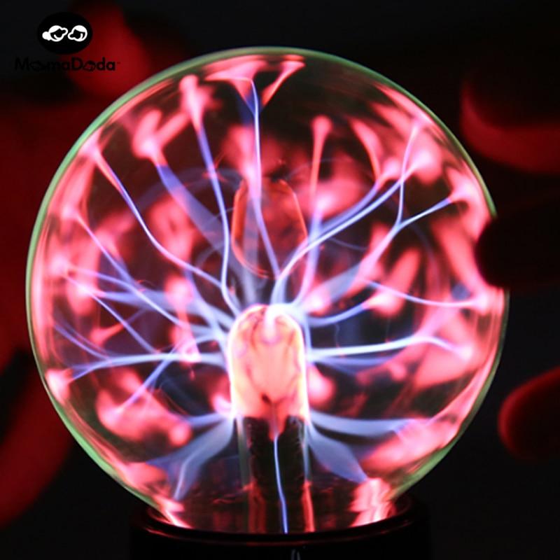 Plasma Ball Toy : Light up toys usb plasma ball glow toy flashlight magic