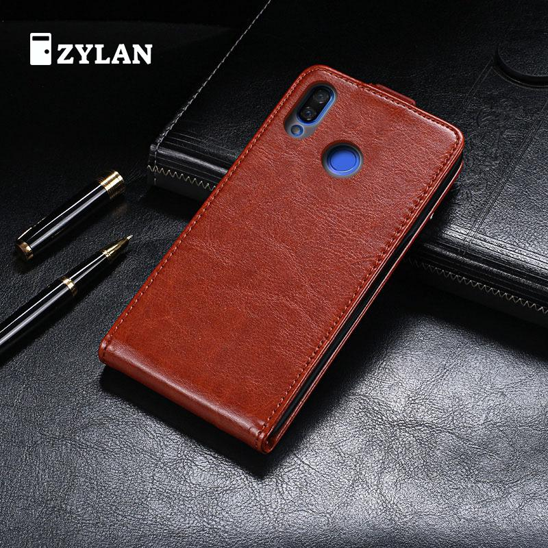 """ZYLAN for Case Huawei Nova3 Case 6.3"""" Luxury Leather Phone Case Cover Huawei Nova 3 Nova3 PAR-AL00 Case Flip Back Cover & GIFT"""