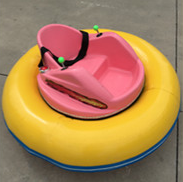 Best quality amusement kiddie rides indoor battery inflatable bumper car