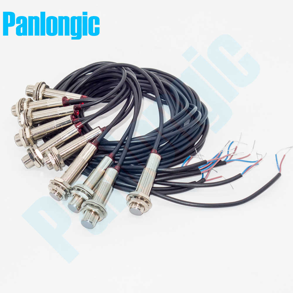 10pcs LG12A3-10-J/DZ NC Type 10mm Magnetic Approach Switch DC/AC 5-220V on