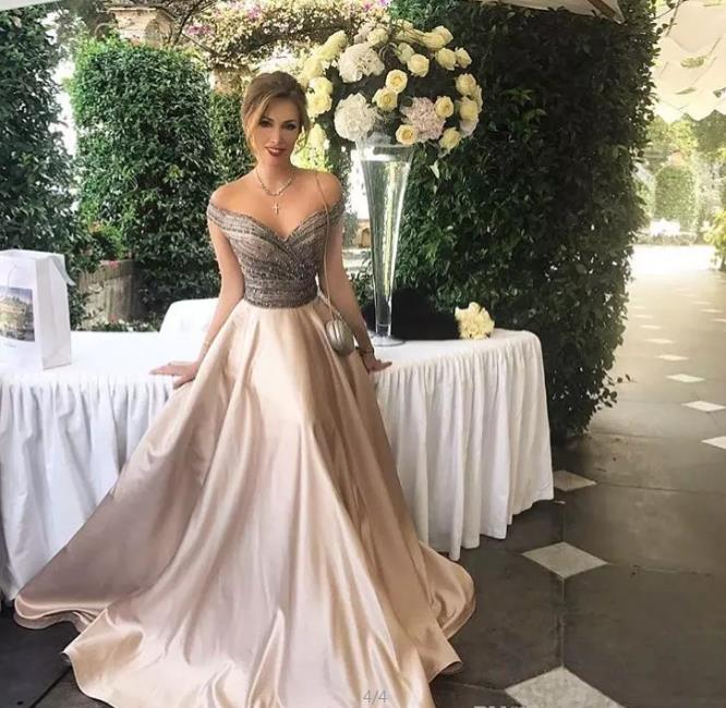 Compare Prices on Gold Beaded Ball Gown Prom Dress- Online ...