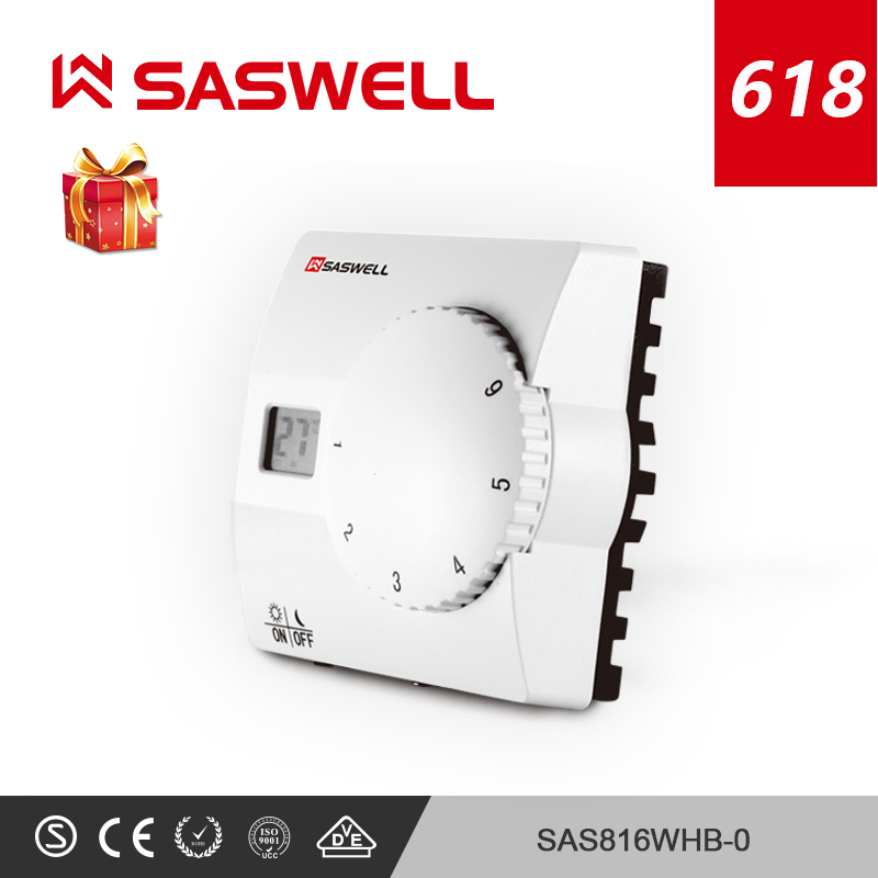 Saswell Wifi Smart Thermostat Temperature Controller For Boiler Heating Water Intelligent Thermoregulator