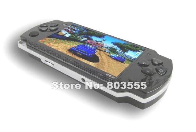 Original video game consoles, with ebooks, HD mp4 mp5 player